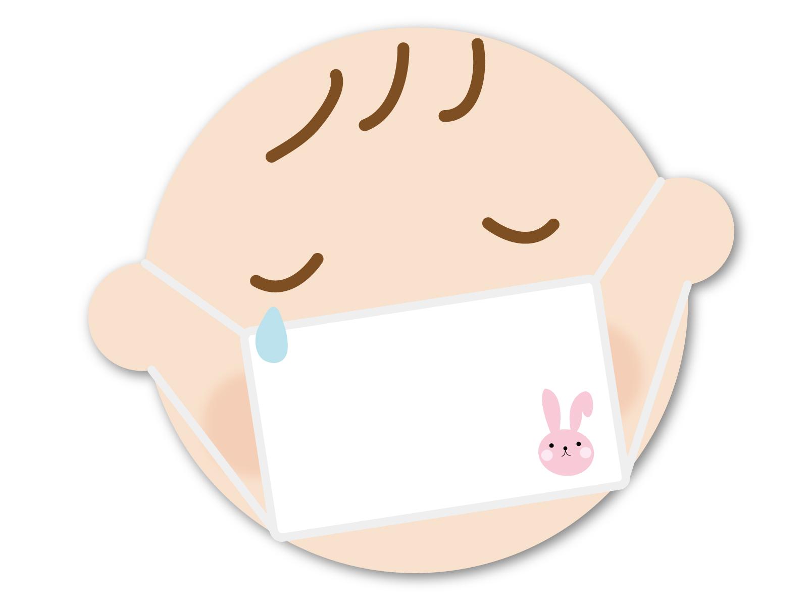 赤ちゃんの鼻詰まり解消法